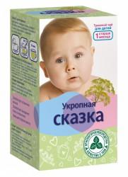 Чай детский травяной, ф/пак. 1.5 г №20 Укропная сказка
