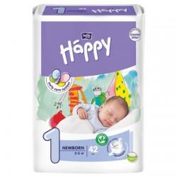 Подгузники, Белла бэби хэппи старт ньюборн для новорожденных №42 2-5 кг