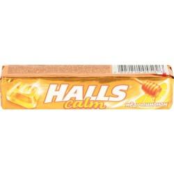 Леденцы, Холлс 33.5 г мед и лимон 12 упаковок