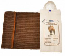 Пояс, р. 3 M (76-81см) согревающий из верблюжьей шерсти разъемный