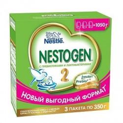 Смесь молочная, Нестожен 350 г №3 2 с 6 месяцев