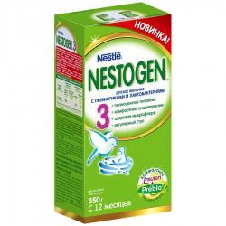 Смесь молочная, Нестожен 350 г 3 молочный напиток с пребиотиками с 12 мес